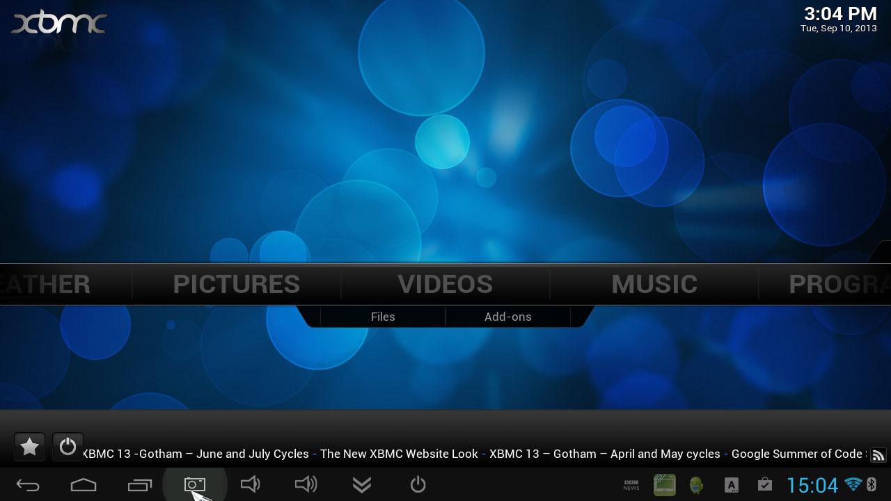Hướng dẫn cách add video vào xbmc để xem phim , nghe nhạc ...trên Minix Neo G4, Minix Neo X5, Minix Neo X5MINI, Minix Neo X7, Minix Neo X7MINI