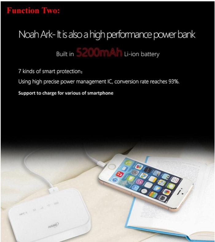 Bộ phát Wifi 3G HAME A19