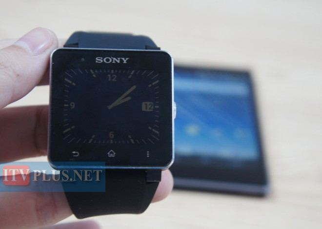 Sony Smart Watch 21