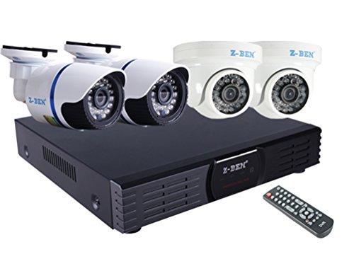 Hướng dẫn sử dụng camera HD NVR KIT 720P có dây - 147510