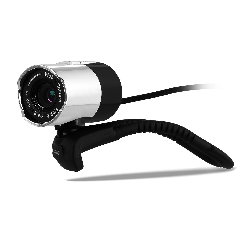 Webcam Ausdom AW335 full HD 1080p, 2mpx - 162532