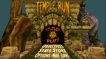 Temple Run VR dành cho người chơi sử dụng kính thực tế ảo