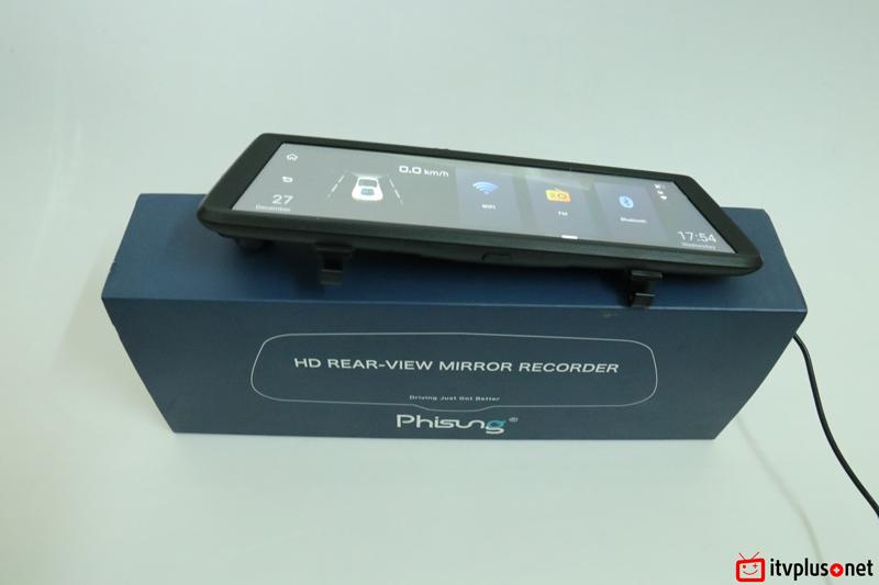 Phisung V6 - camera hành trình oto