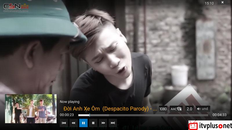 CHIA SẺ] KODI 18 ITV MEDIA CENTER - ỔN ĐỊNH VÀ CHẤT LƯỢNG NHẤT