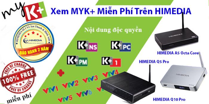 xem myk+ k+ miễn phí android box