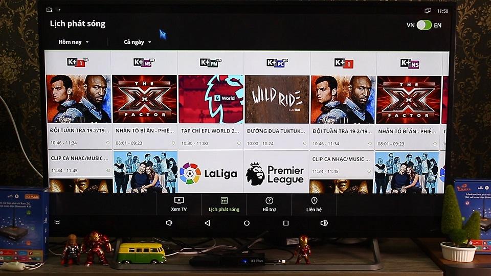 ITV Plus-Trên tay VINABOX X3 Plus giá chỉ 1,490k thôi nha - 184659