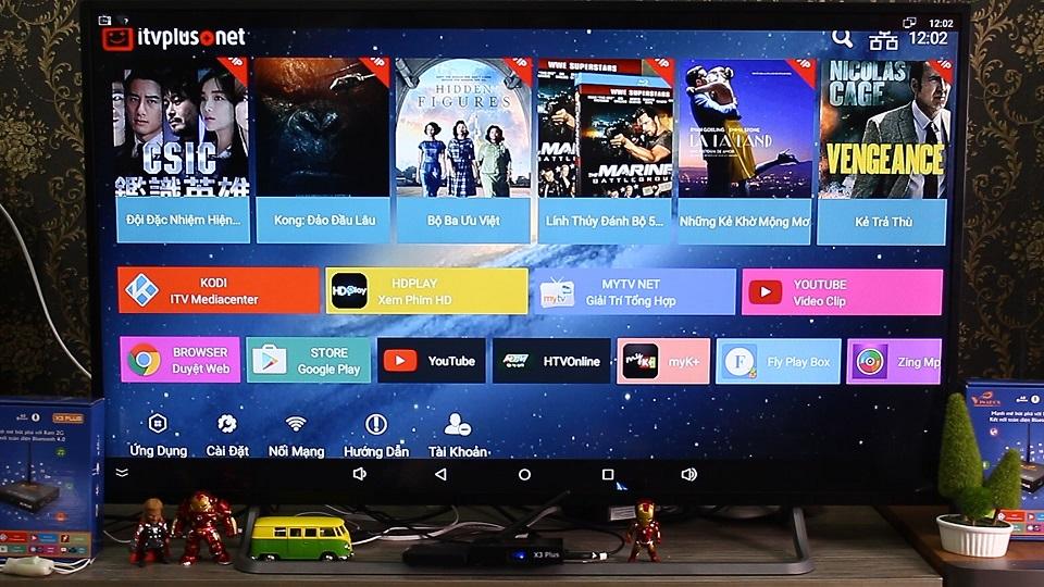 ITV Plus-Trên tay VINABOX X3 Plus giá chỉ 1,490k thôi nha - 184661