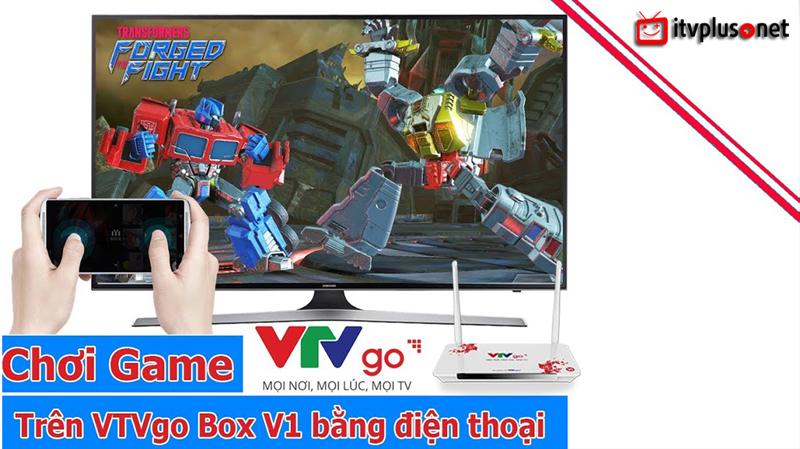 Hỗ trợ chơi game trên vtv go v1
