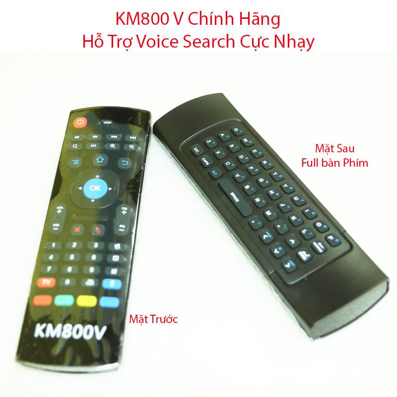 Km800V micro voice seach chính hãng