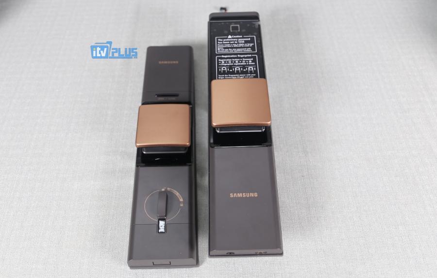 Khóa cửa Samsung DR708