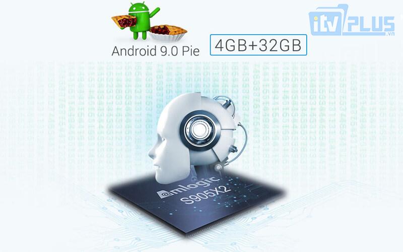 mecool km9 pro chạy android tv 9.0 ram 4gb rom 32gb - tính năng tìm kiếm bằng giọng nói nhạy - hình 19