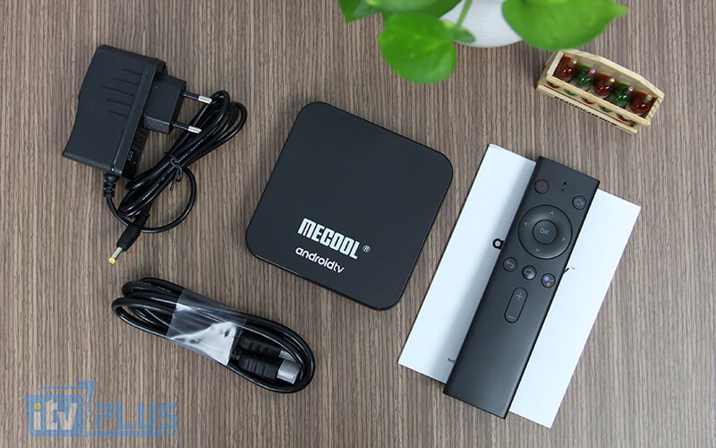 tv box mecool km9 pro android tv 9.0 ram 4gb rom 32gb kem voice remote hinh 05