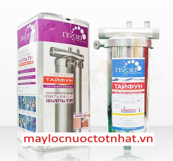 máy lọc nước tắm geyser typhoon 10bb
