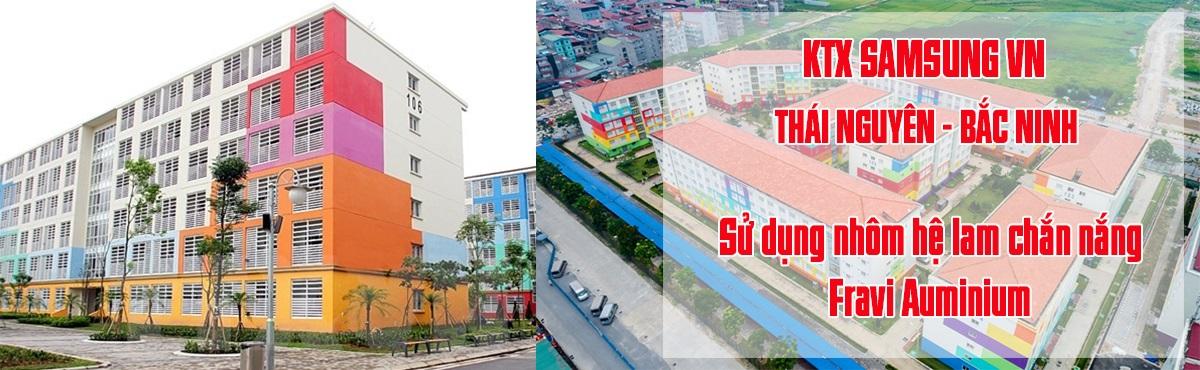 KTX Samsung Việt Nam