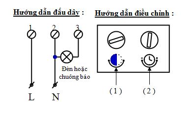 Sơ đồ đấu dây cảm ứng hồng ngoại | Cách lắp cảm ứng hồng ngoại