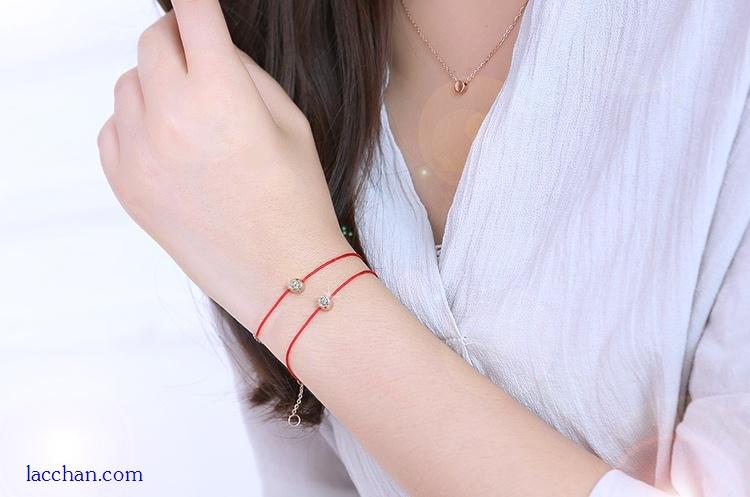 Lắc tay dây đỏ đẹp-01