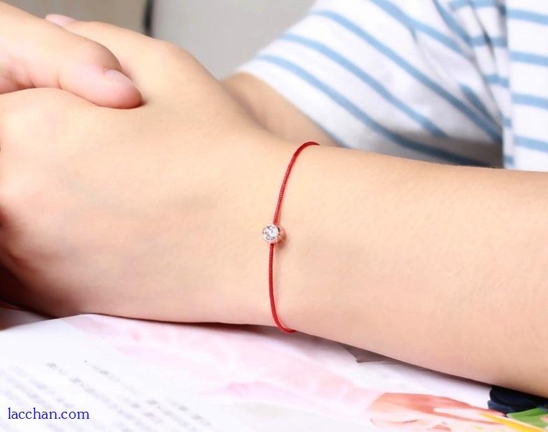 Lắc tay dây đỏ đẹp-12