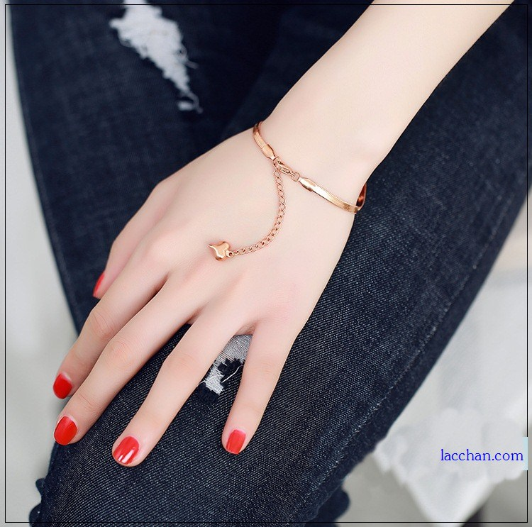 Lắc đeo tay nữ đẹp-10