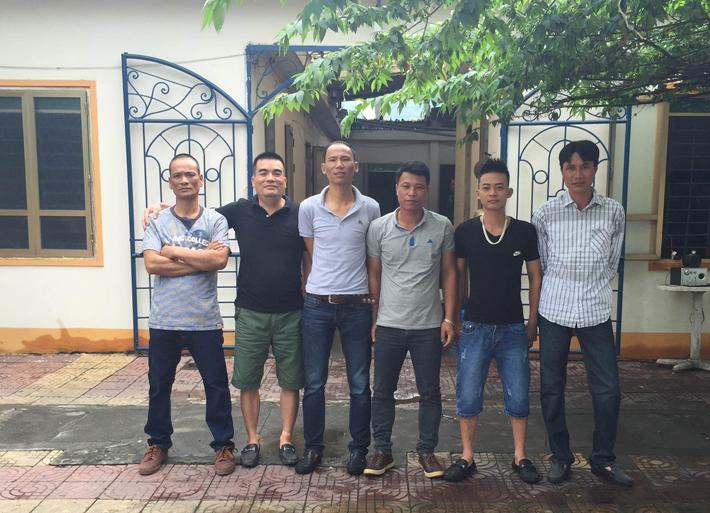 Cơ sở cai nghiện ma túy Tiêu Vĩnh Ngọc - Quảng Ninh
