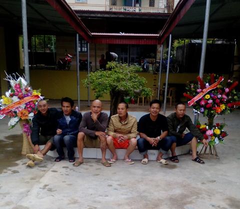 Cơ sở cai Nghiện tự nguyện Tiêu Vĩnh Ngọc – Sơn La
