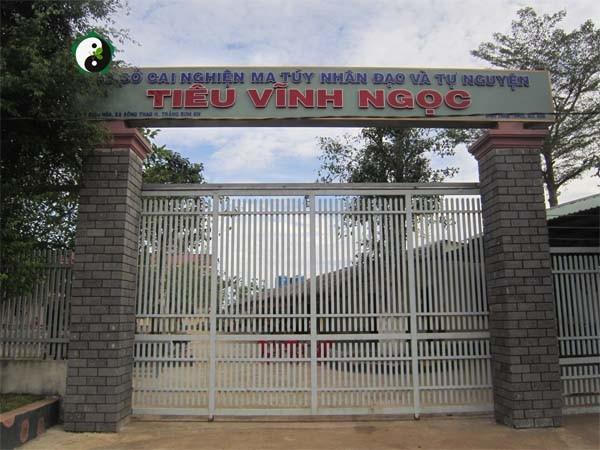 Cơ sở cai nghiện ma túy tự nguyện và nhân đạo Tiêu Vĩnh Ngọc – Trảng Bom – Đồng Nai
