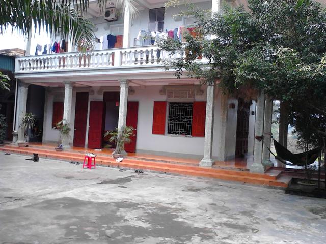 Cơ sở cai nghiện ma túy tự nguyện Tiêu Vĩnh Ngọc - Nghệ An - Nghi Lộc