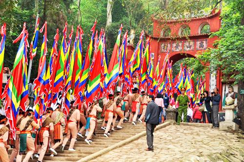 Hội đền Hùng (Phú Thọ)
