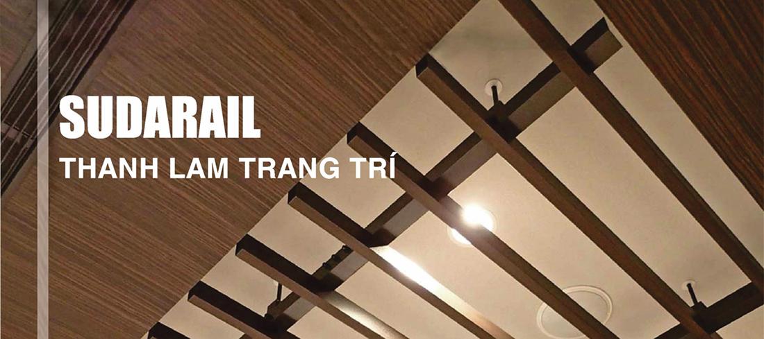 Thanh Lam Trang Trí DAIKEN - Made in Japan