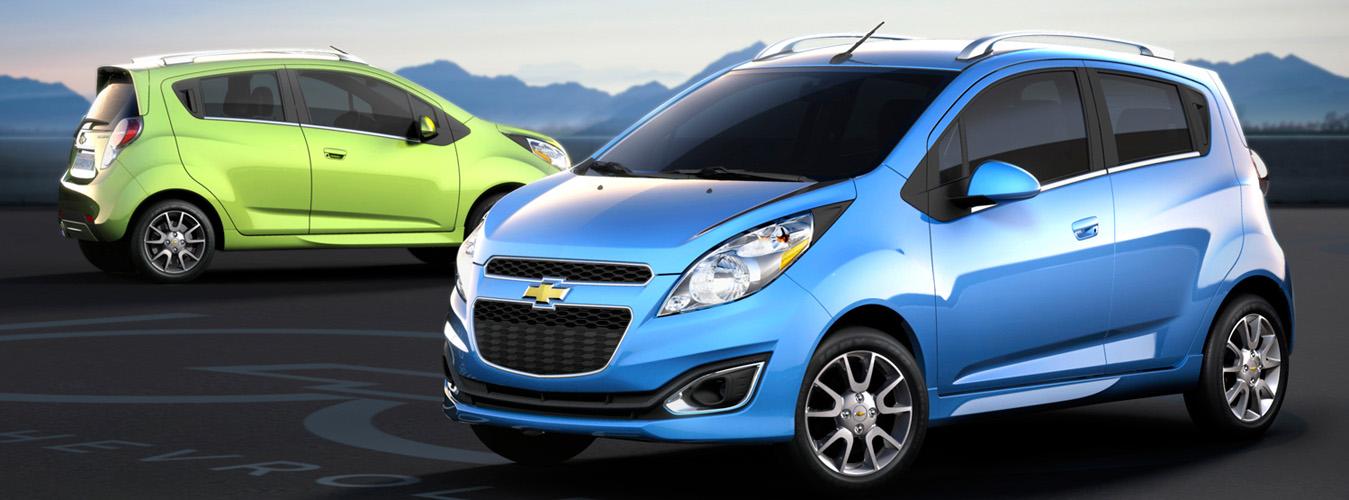 Chevrolet Sài Gòn - Chuyên phân phối xe Chevrolet Spark chính hãng