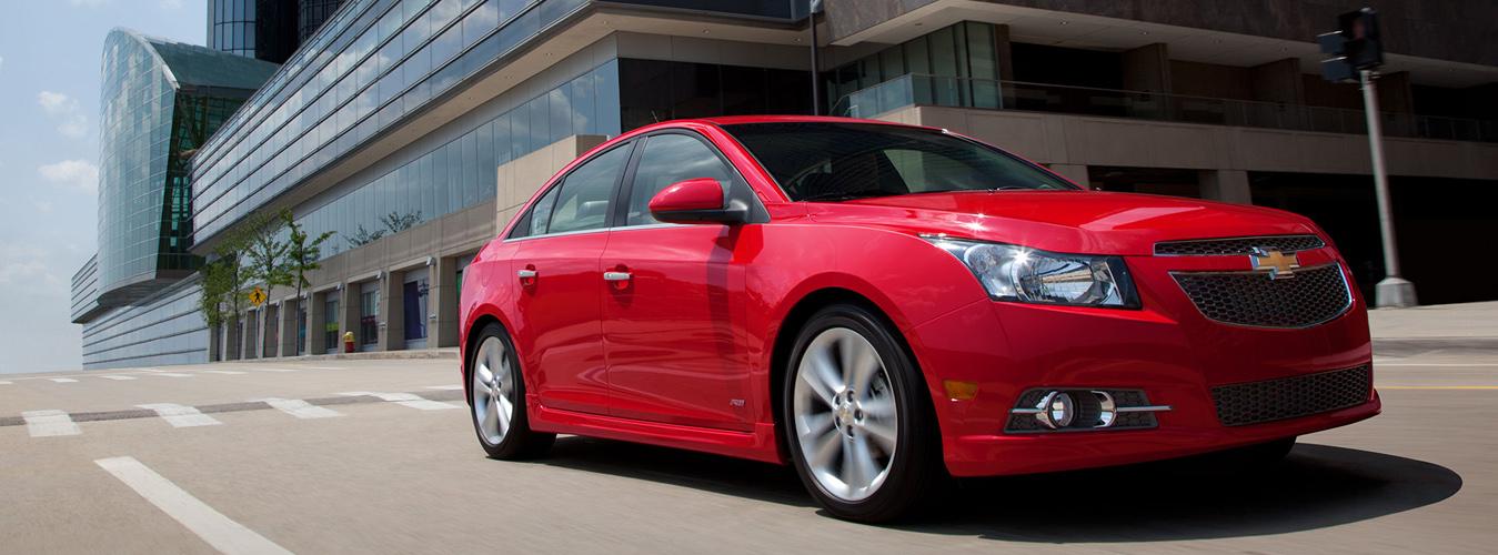 Chevrolet Sài Gòn - Chuyên phân phối các dòng xe Chevrolet Cruze