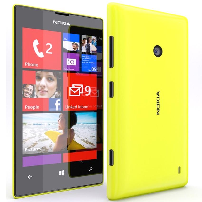 Nokia Lumia 525 Yellow Nokia Lumia 525