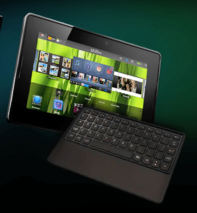 Blackberry playbook a9