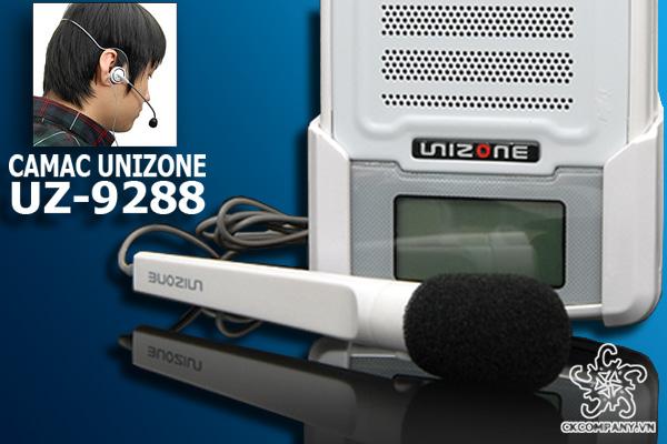 Máy trợ giảng hàn quốc Unizone 9288
