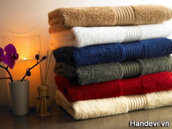 khăn bông, khăn tắm, khăn xuất khẩu