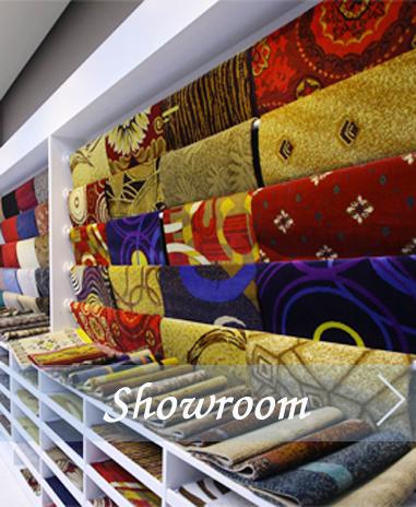 showroom tham trai san