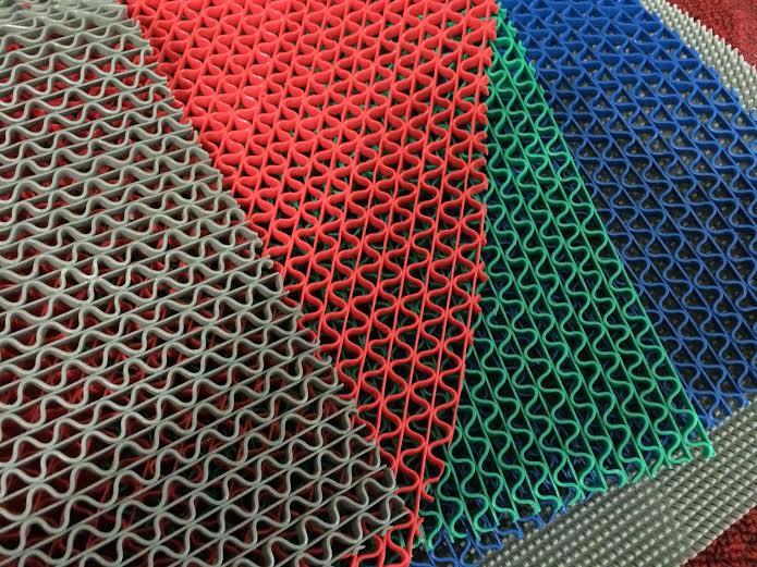 Thảm nhựa lưới chống trơn trượt
