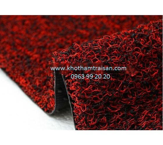nhựa rối đỏ đen