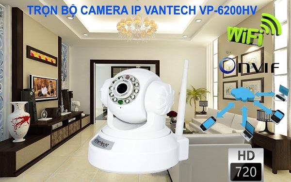 Camera Wifi Vantech VT-6200 HV