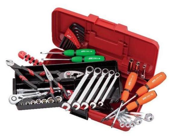 Bộ dụng cụ SK34010PS, SK34010PS KTC, dụng cụ gia đình