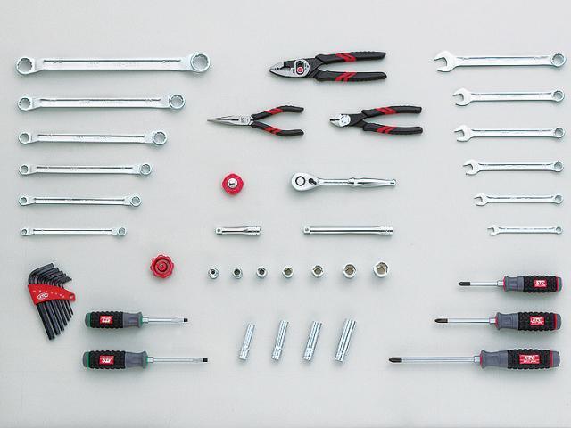Bộ dụng cụ KTC SK3434S, SK3434S KTC, bộ dụng cụ 43 chi tiết,