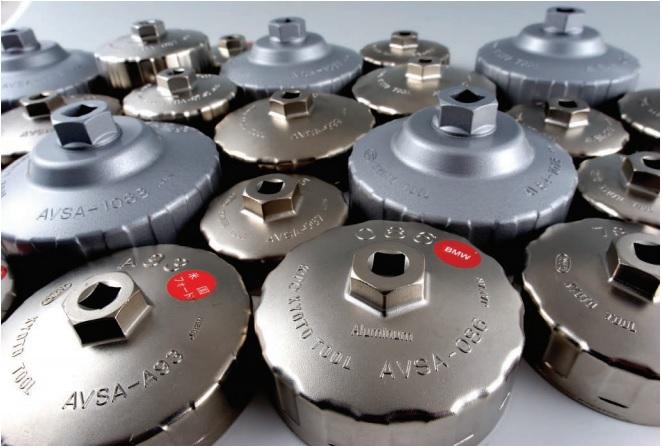 Bát tháo lọc dầu KTC Nhật, KTC AVSA, bát tháo cốc lọc dầu cho ô tô