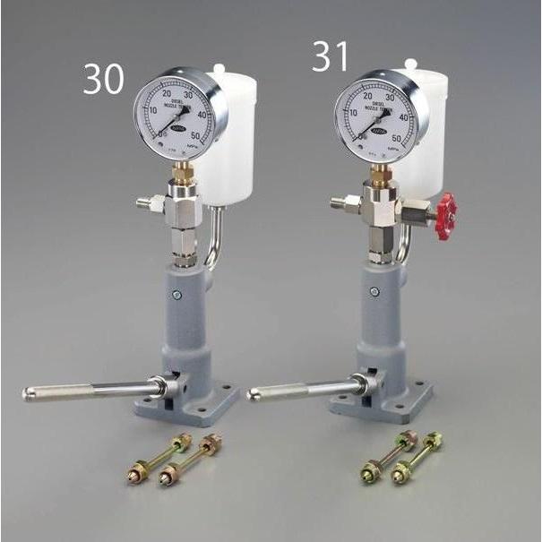 Thiết bị kiểm tra kim phun, NPA DI-50, NPA DI-50B, kiểm tra độ mở vòi phun