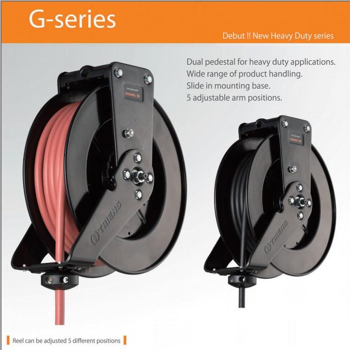 Cuộn dây khí dòng G, A-315, A-410, cuộn dây 13mm x 10m