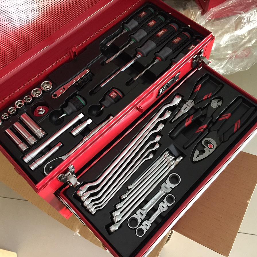 Bộ dụng cụ SK3567X, bộ đồ 56 chi tiết, hộp đựng SKX0213