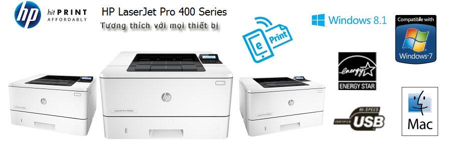 HP PRO 400 M402D