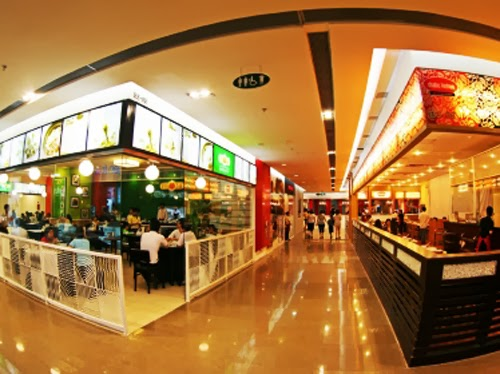 Phố ẩm thực Times City