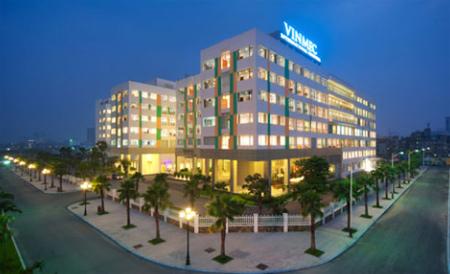 bệnh viện quốc tế, đẳng cấp 5 sao Vinmec