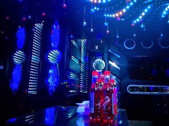 Mạch đèn LED nháy theo nhạc