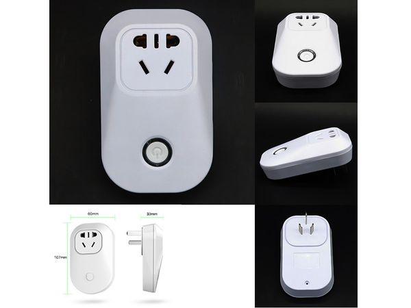 Ổ cắm điện thông minh điều khieenr bằng điện thoại qua internet (wifi)