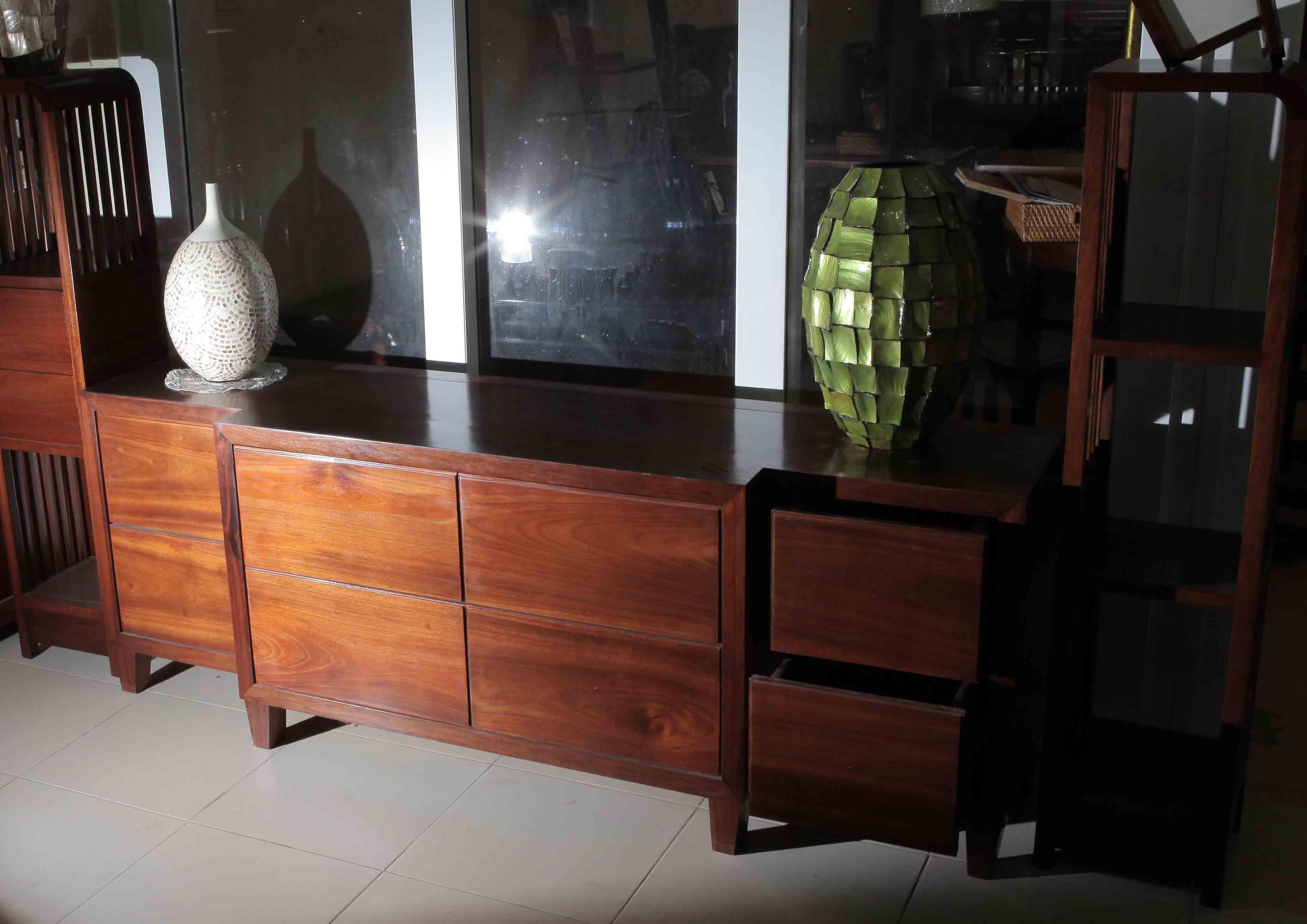 kệ tivi gỗ đẹp phong cách hiện đại, grand bois